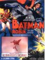 Affiche Batman and Robin